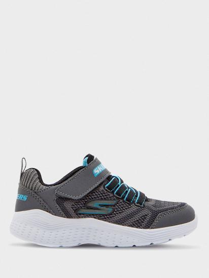 Кросівки  для дітей Skechers 97546L CCBK купити взуття, 2017