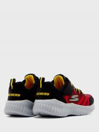 Кроссовки для детей Skechers 97546L RDBK брендовая обувь, 2017