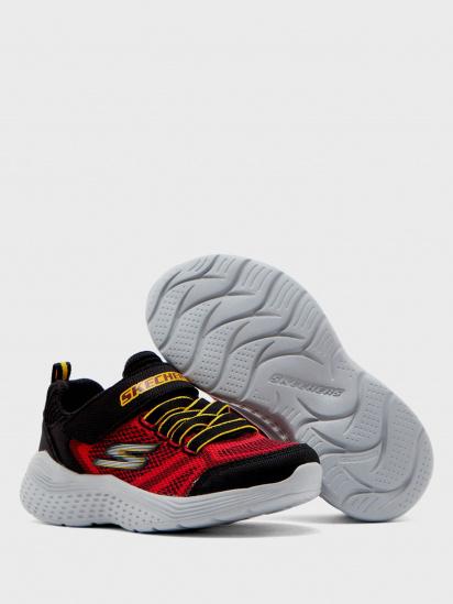 Кроссовки для детей Skechers 97546L RDBK размеры обуви, 2017