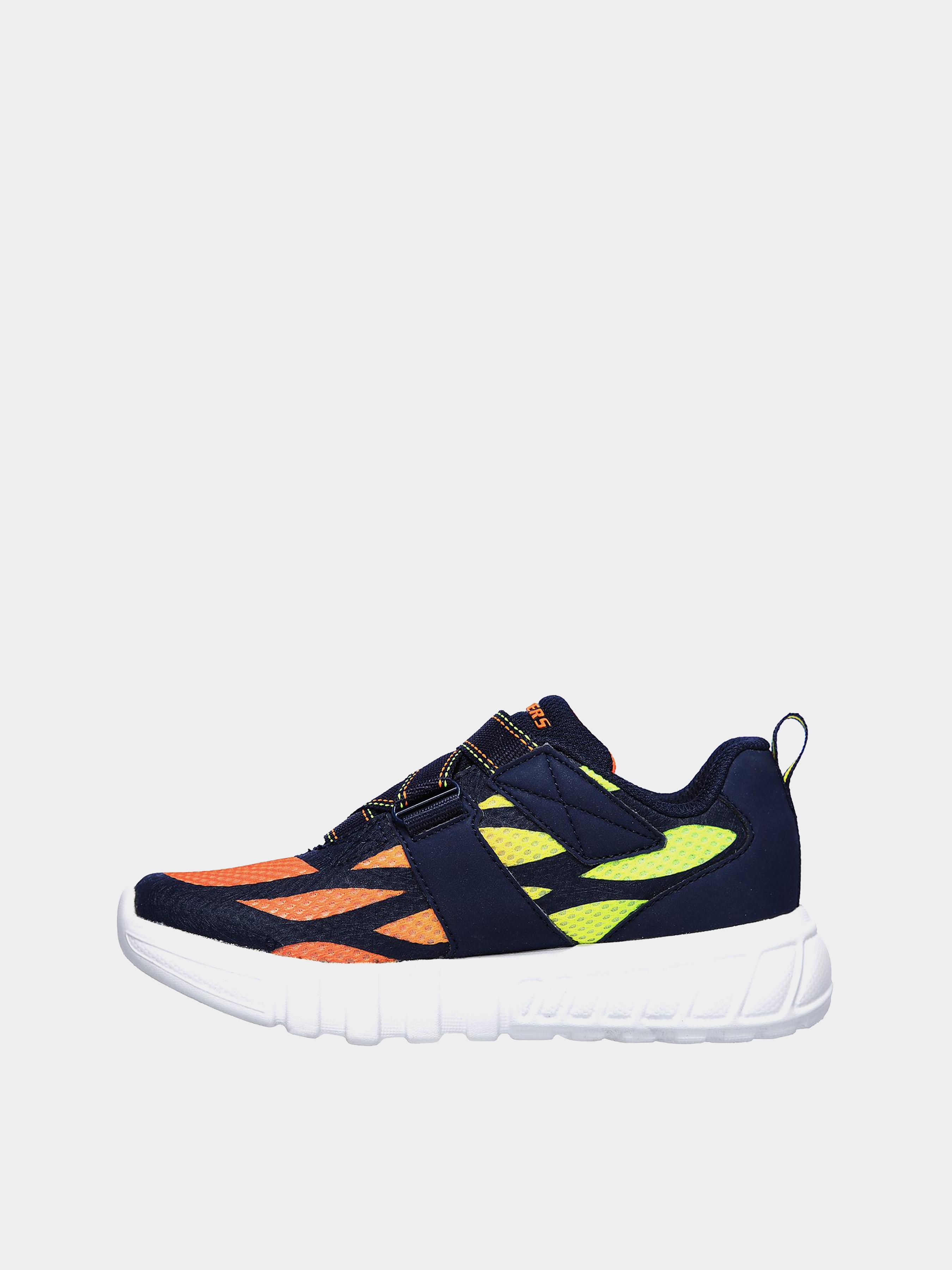 Кросівки для міста Skechers S Lights: Flex-Glow - Lowex 400015L NVOR