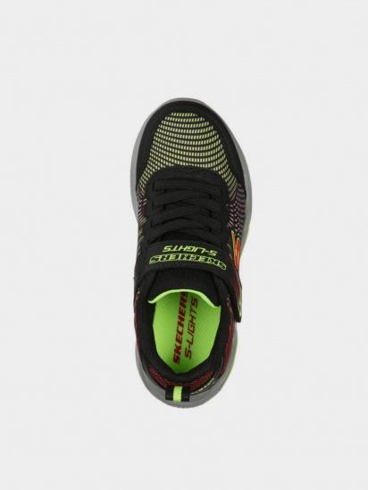 Кросівки для міста Skechers S Lights: Erupters IV модель 400125L BKLM — фото 5 - INTERTOP