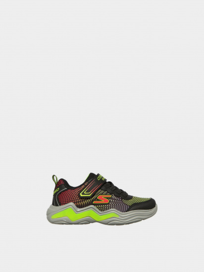 Кросівки для міста Skechers S Lights: Erupters IV модель 400125L BKLM — фото - INTERTOP