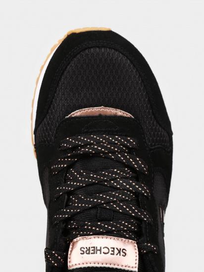 Кросівки для міста Skechers Retrospect Og модель 310570L BLK — фото 5 - INTERTOP