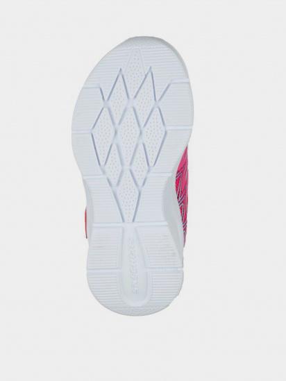 Кросівки для міста Skechers Microspec модель 302468N HTPK — фото 3 - INTERTOP