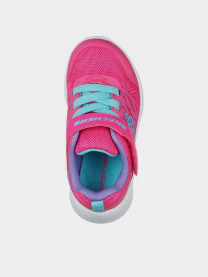 Кросівки для міста Skechers Microspec модель 302468N HTPK — фото 4 - INTERTOP