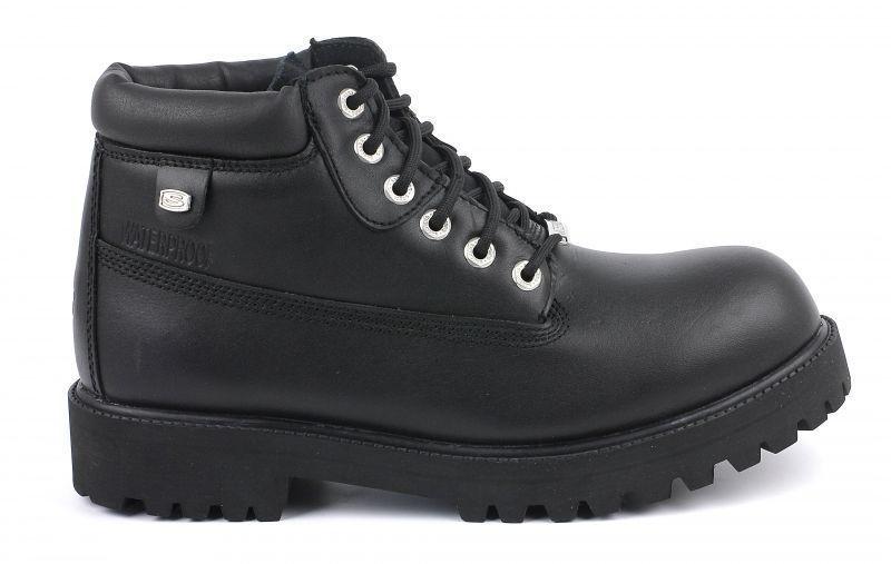 Купить Ботинки мужские Skechers KM1412, Черный