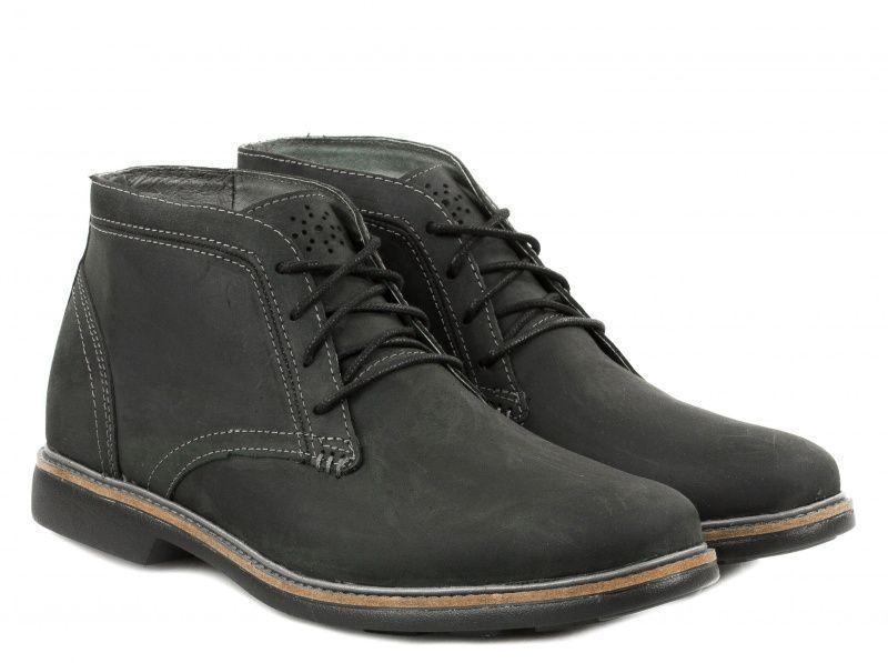 Купить Ботинки мужские Skechers KM2241, Черный
