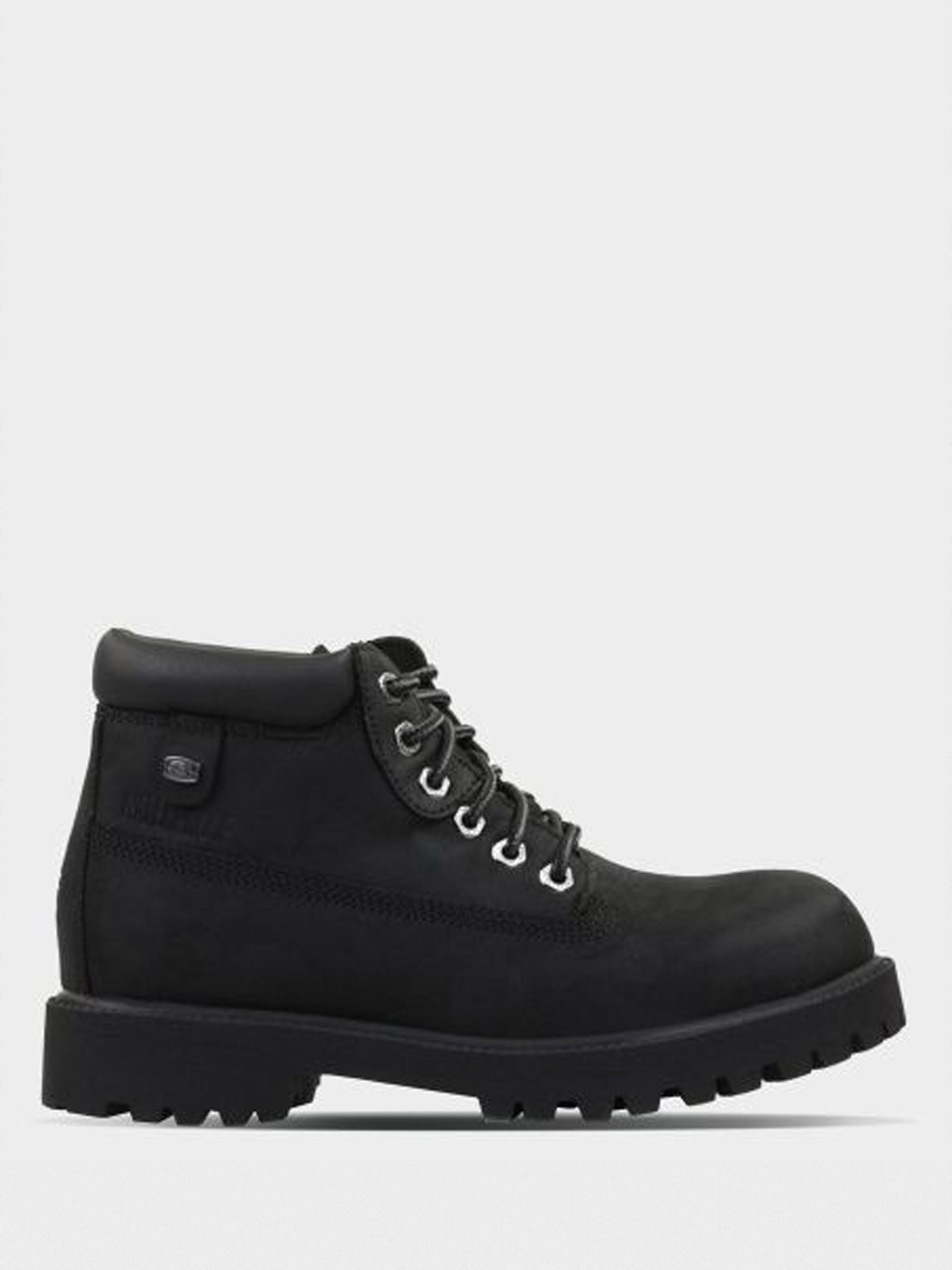 Купить Ботинки мужские Skechers KM2394, Черный