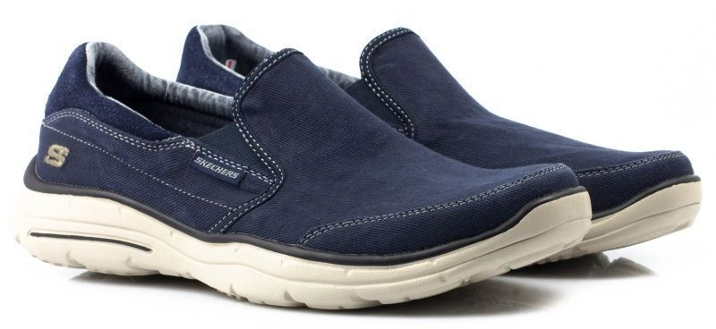 Cлипоны мужские Skechers KM2417 размеры обуви, 2017
