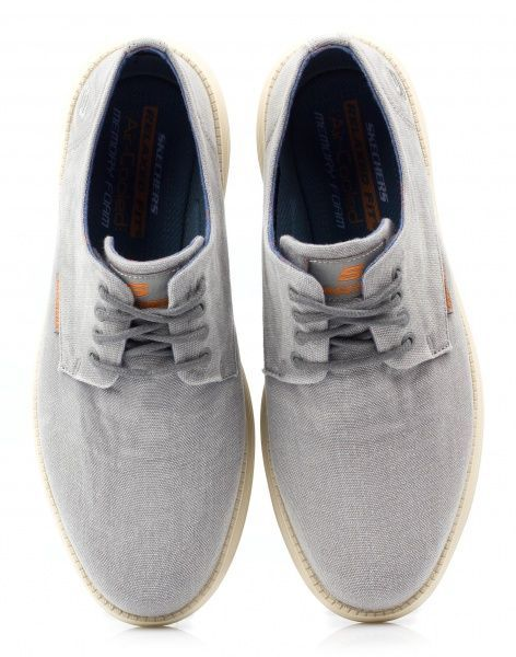 Полуботинки мужские Skechers KM2419 цена обуви, 2017