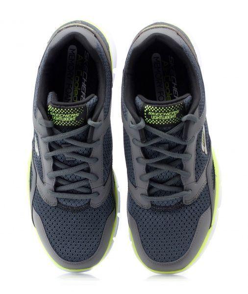 Кроссовки для мужчин Skechers KM2428 брендовая обувь, 2017