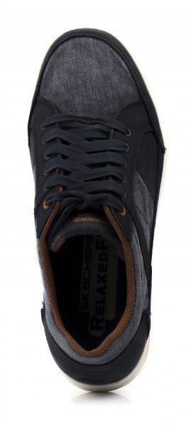 Кеды для мужчин Skechers KM2435 брендовая обувь, 2017