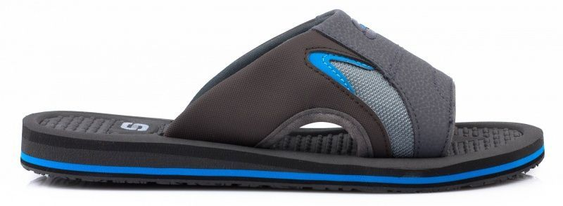 Шлёпанцы мужские Skechers KM2444 размерная сетка обуви, 2017