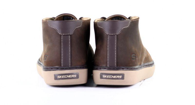 Полуботинки для мужчин Skechers KM2477 брендовая обувь, 2017