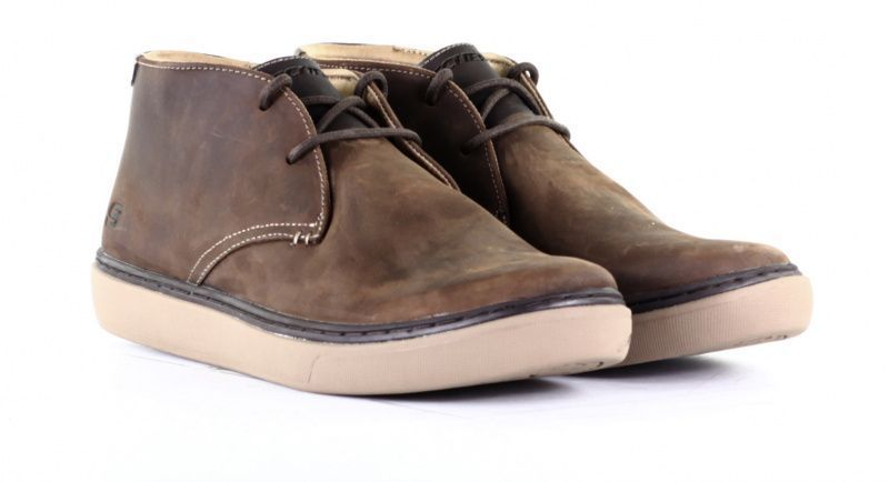 Полуботинки для мужчин Skechers KM2477 модная обувь, 2017
