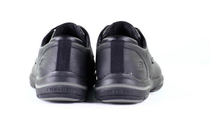 Полуботинки для мужчин Skechers KM2482 брендовая обувь, 2017