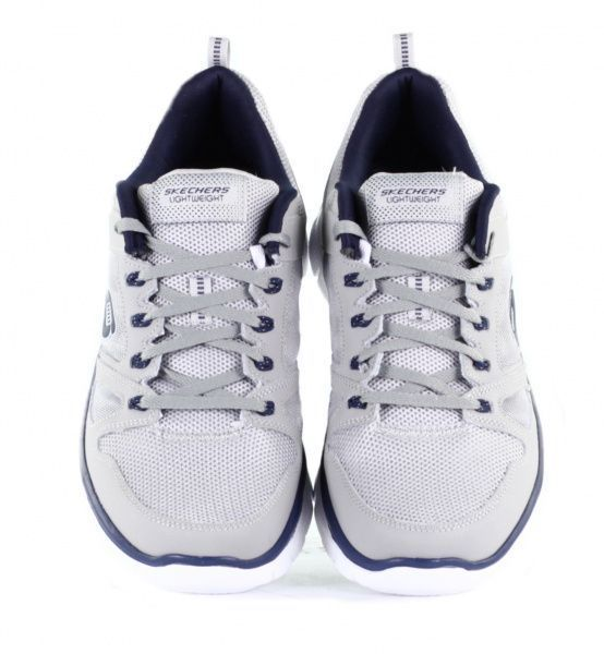 Cлипоны для мужчин Skechers KM2494 купить обувь, 2017