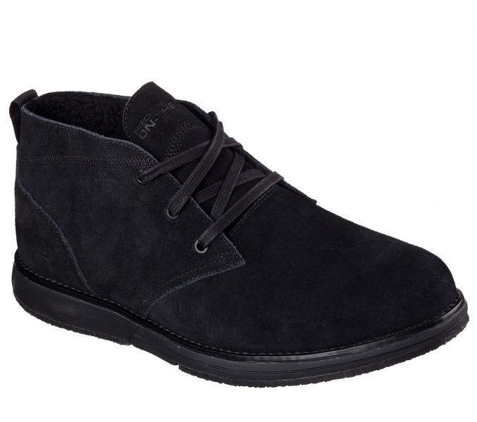 Полуботинки для мужчин Skechers KM2496 модная обувь, 2017
