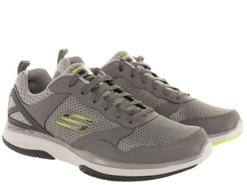 Кроссовки мужские Skechers KM2542 размерная сетка обуви, 2017