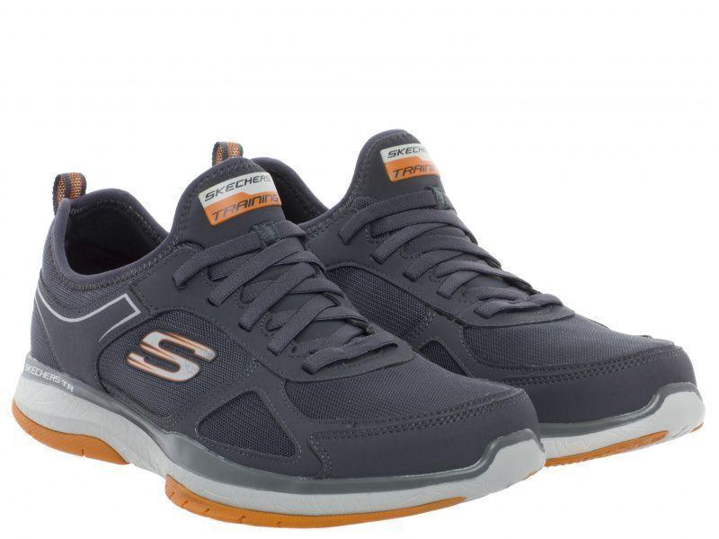Кроссовки мужские Skechers KM2545 размерная сетка обуви, 2017