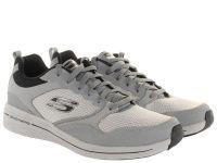 мужская обувь Skechers серого цвета, фото, intertop