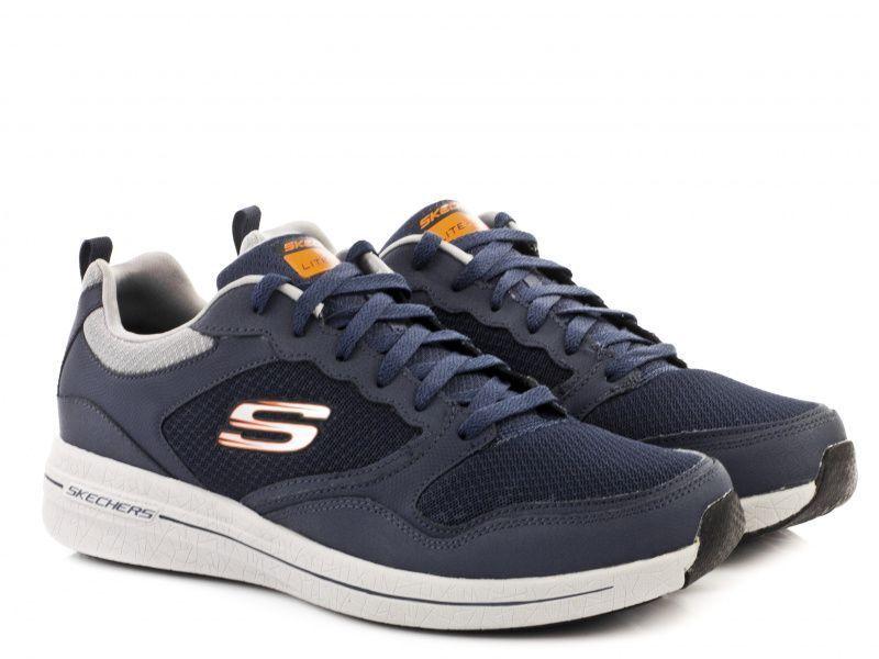 Кроссовки мужские Skechers KM2547 размерная сетка обуви, 2017