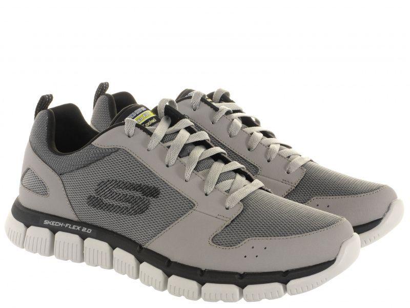 Кроссовки мужские Skechers KM2550 размерная сетка обуви, 2017