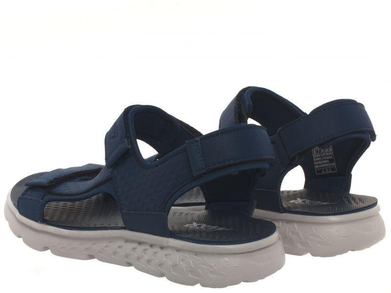Сандалии мужские Skechers KM2566 размерная сетка обуви, 2017