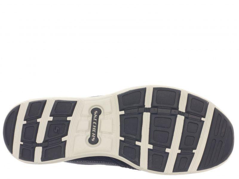 Полуботинки мужские Skechers KM2579 брендовая обувь, 2017