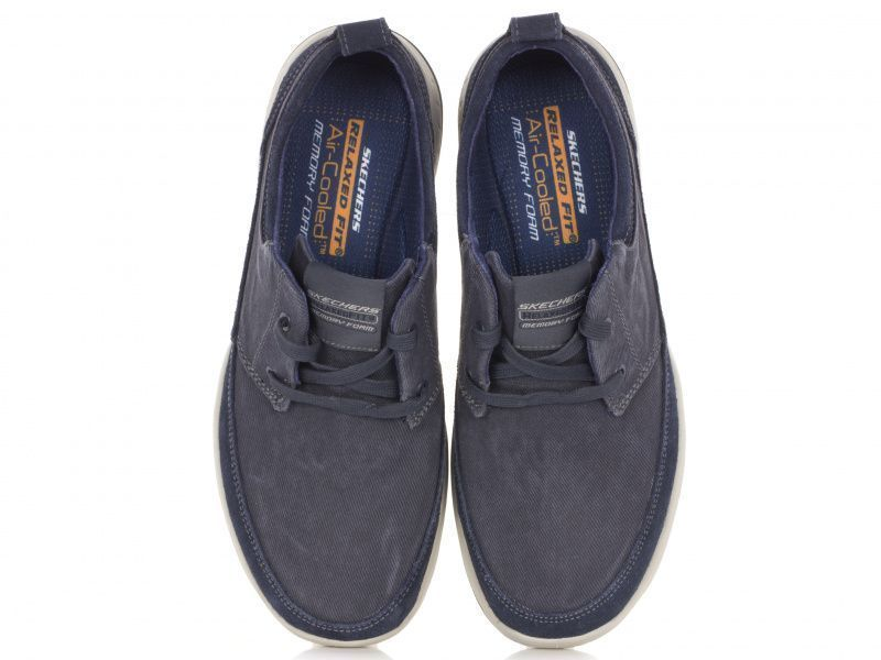 Полуботинки мужские Skechers KM2579 цена обуви, 2017