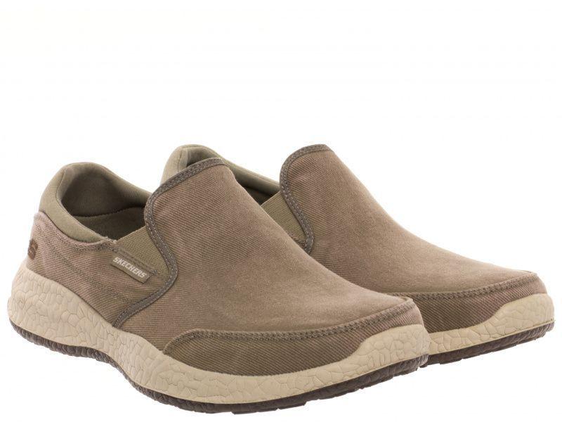 Cлипоны мужские Skechers KM2585 размеры обуви, 2017