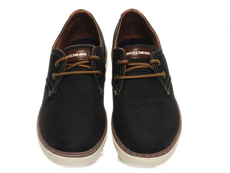 Полуботинки мужские Skechers KM2590 размерная сетка обуви, 2017