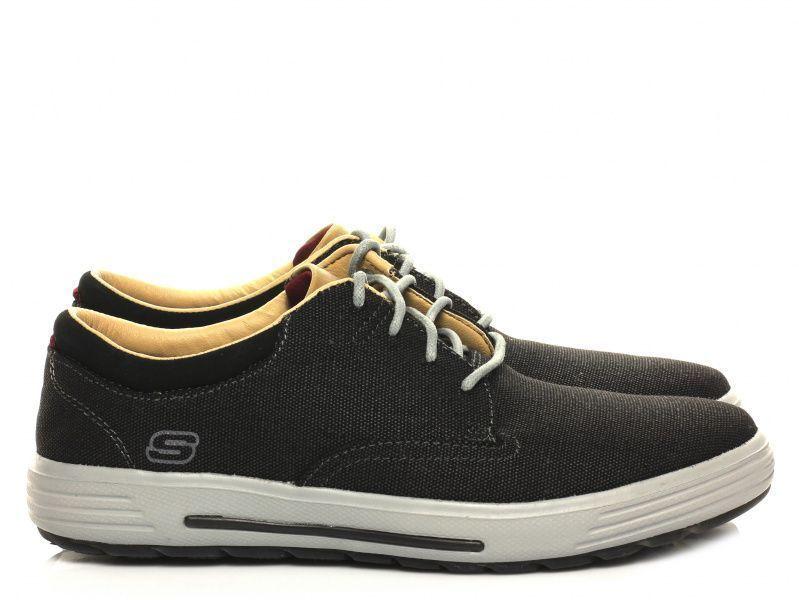 Полуботинки мужские Skechers KM2597 брендовая обувь, 2017