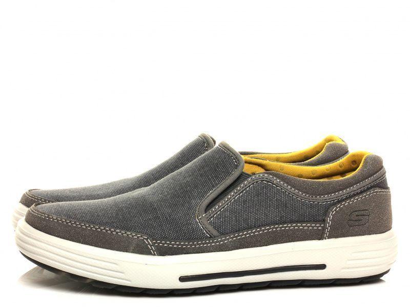 Cлипоны мужские Skechers KM2599 размерная сетка обуви, 2017