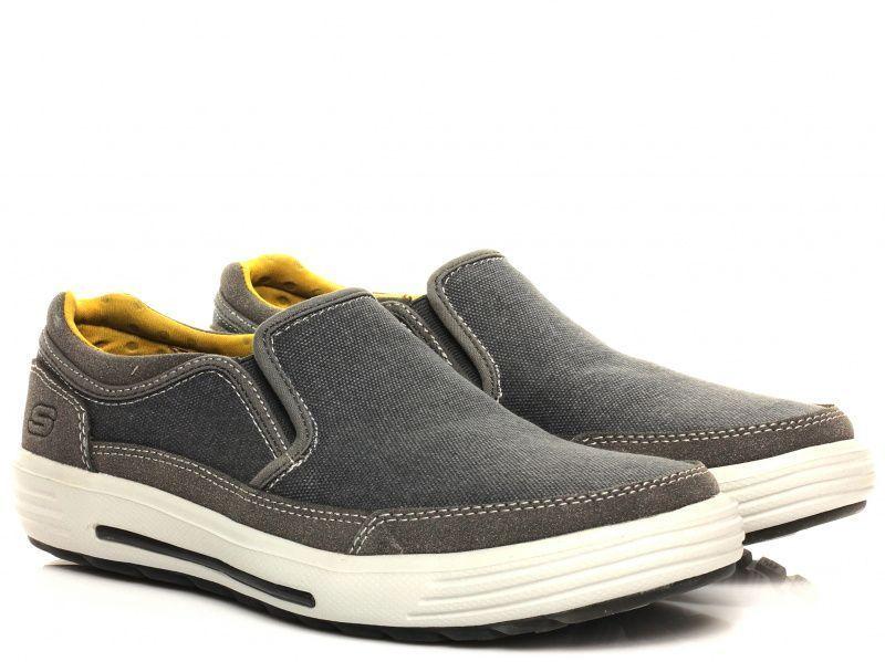 Cлипоны мужские Skechers KM2599 размеры обуви, 2017