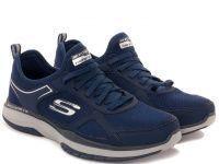 мужская обувь Skechers синего цвета, фото, intertop