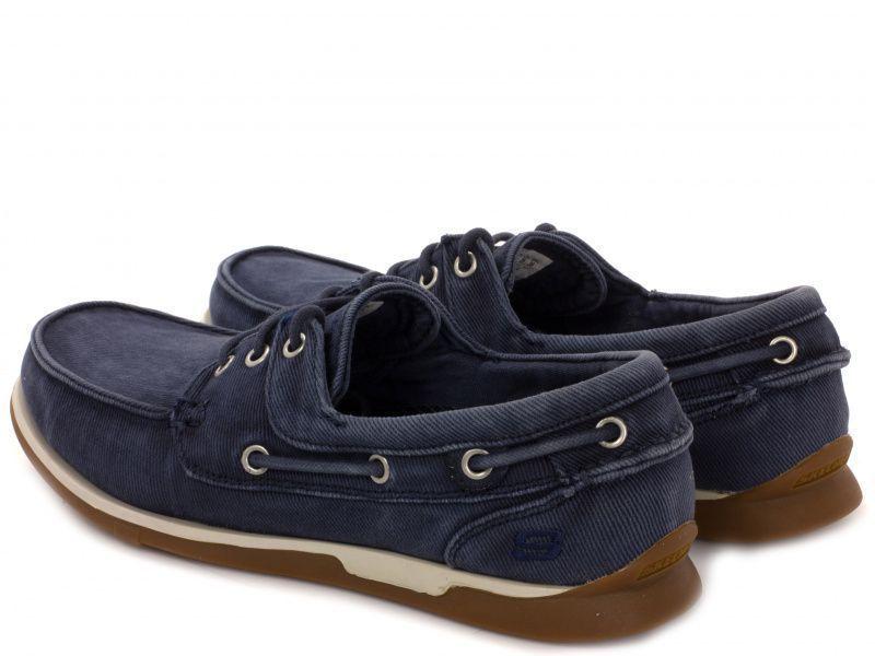 Мокасины для мужчин Skechers KM2624 модная обувь, 2017