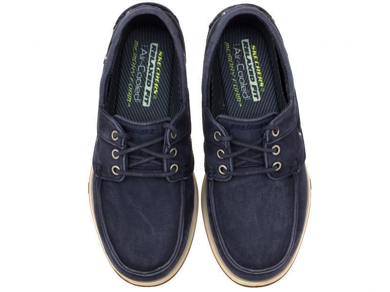 Мокасины для мужчин Skechers KM2624 купить обувь, 2017