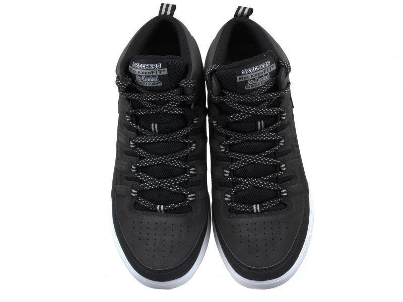 Полуботинки для мужчин Skechers KM2641 размерная сетка обуви, 2017