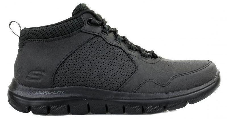 Купить Ботинки мужские Skechers KM2646, Черный