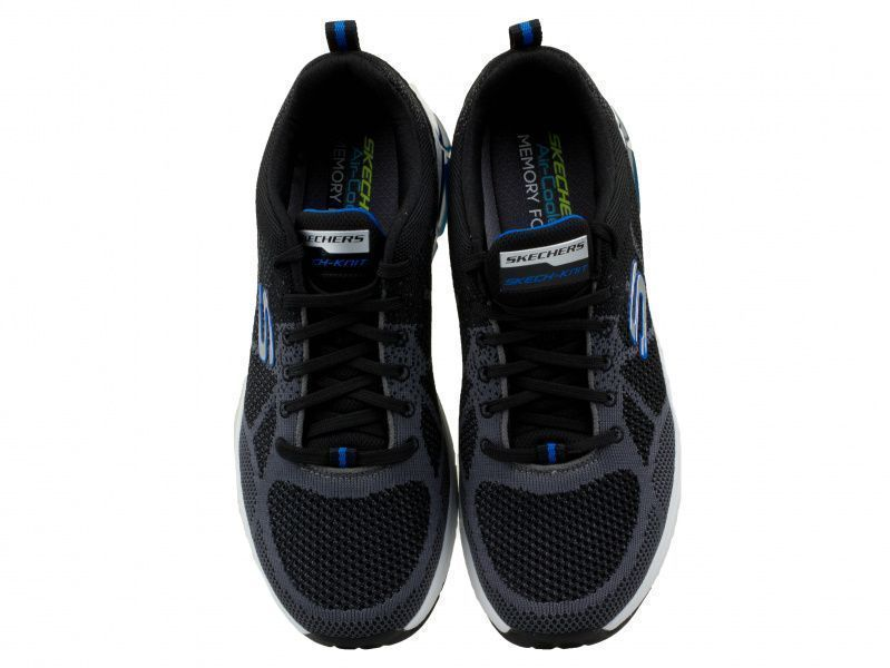 Кроссовки для мужчин Skechers KM2664 брендовая обувь, 2017