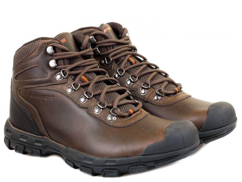 Ботинки для мужчин Skechers KM2690 , 2017
