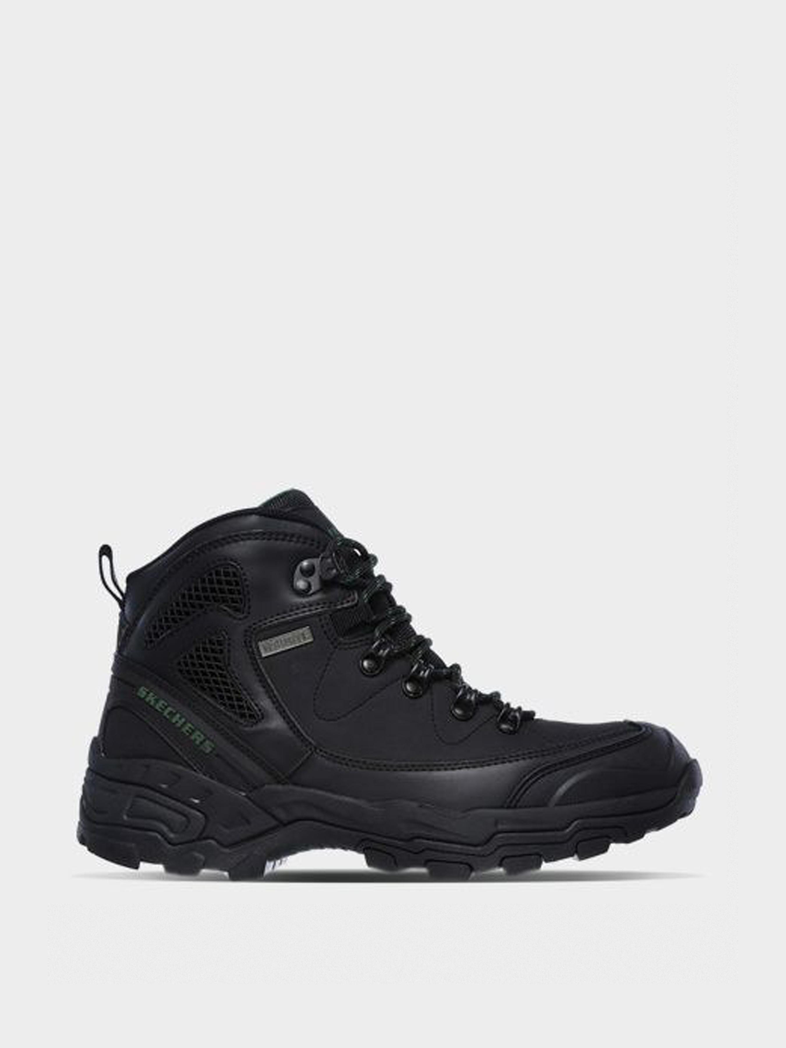 Купить Ботинки мужские Skechers KM2701, Черный