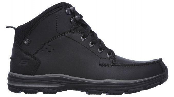 Купить Ботинки мужские Skechers KM2707, Черный