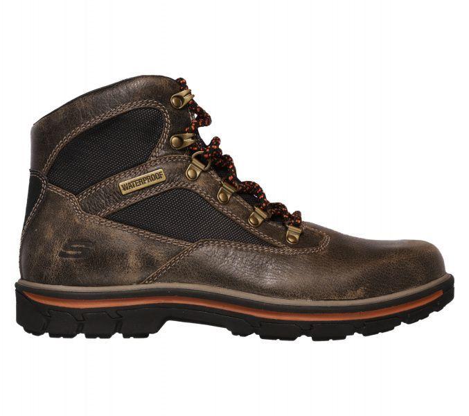 Ботинки для мужчин Skechers KM2708 брендовая обувь, 2017