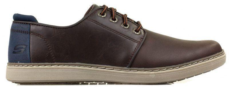 Купить Туфли мужские Skechers KM2711, Коричневый
