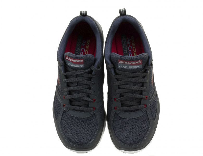 Кроссовки для мужчин Skechers KM2733 брендовая обувь, 2017