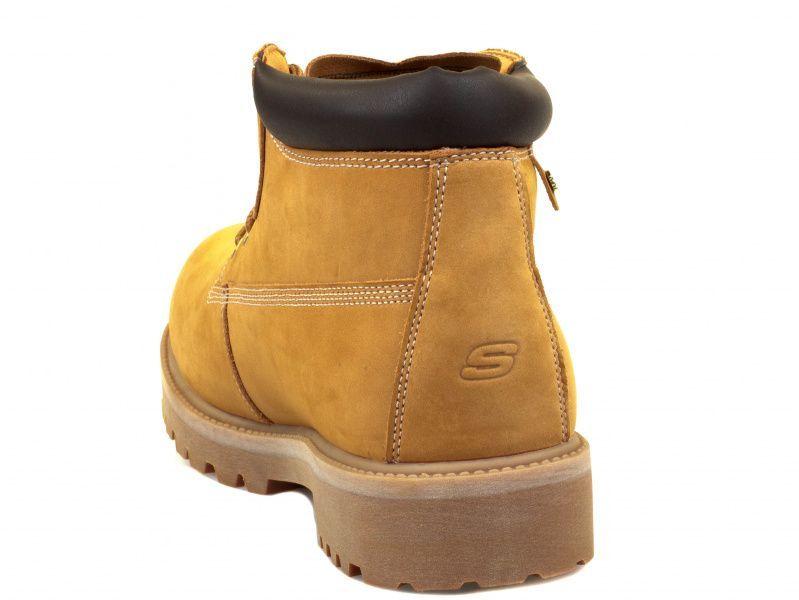 Ботинки для мужчин Skechers KM2758 брендовая обувь, 2017