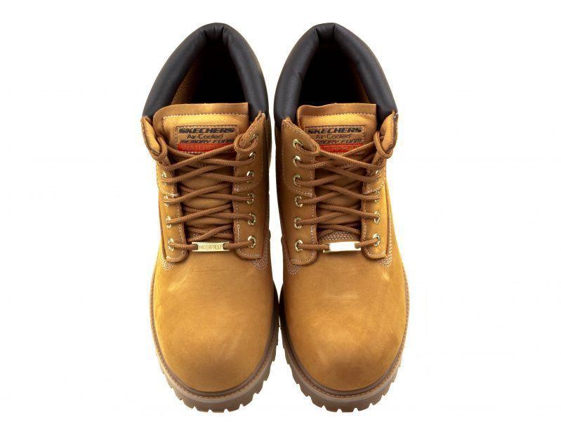 Ботинки для мужчин Skechers KM2758 размерная сетка обуви, 2017