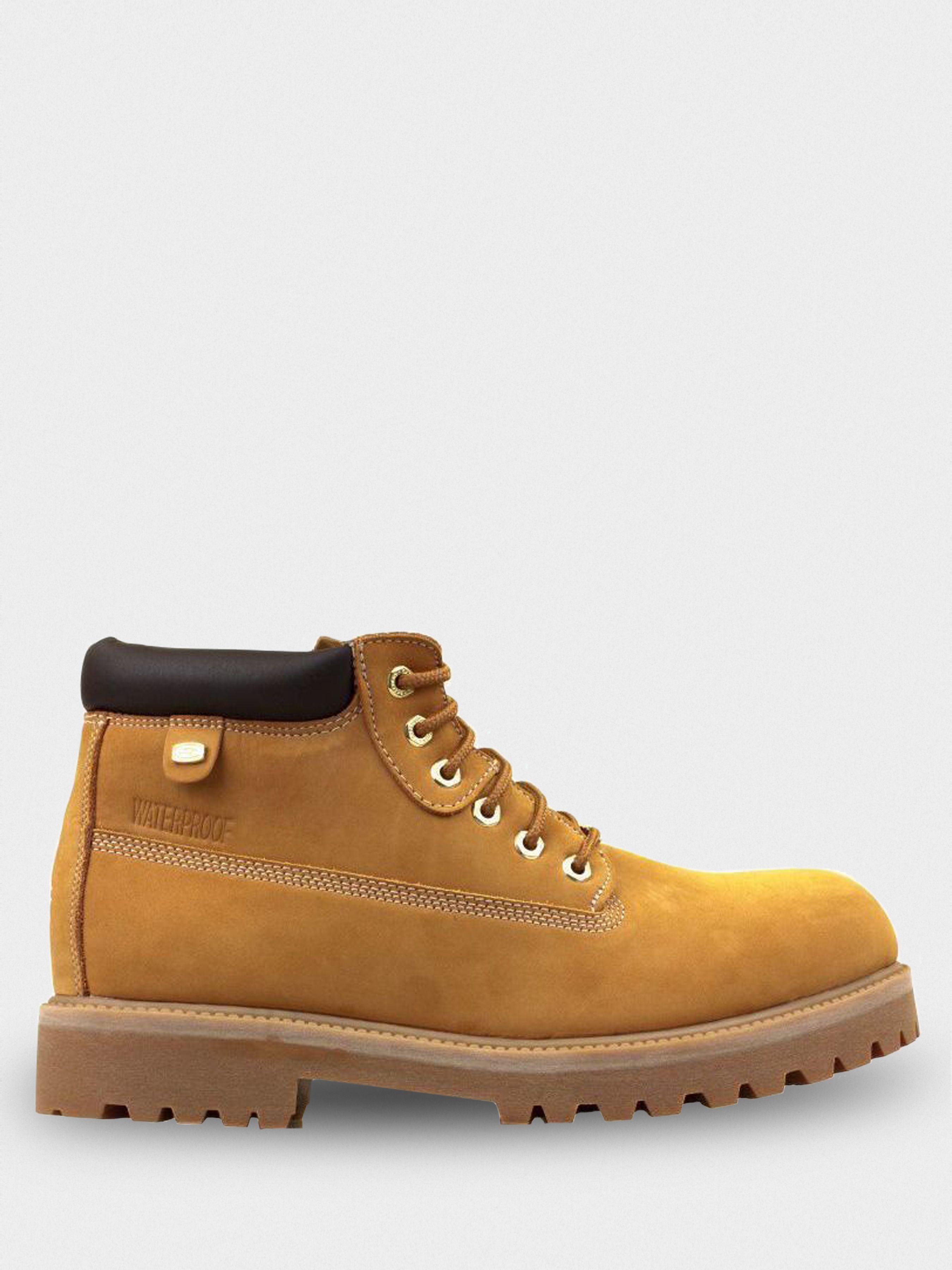 Ботинки для мужчин Skechers KM2758 , 2017